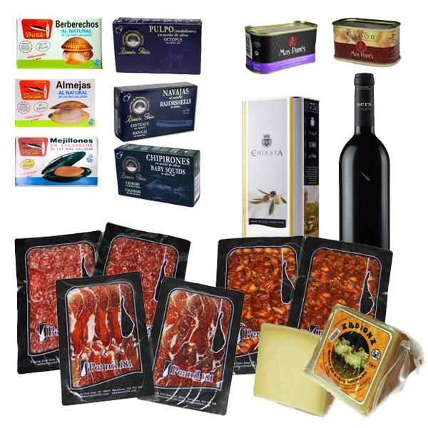 Estate Lotto: Selezione di prodotti gastronomici