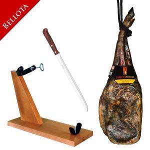 paleta-iberica-bellota-jamonero-y-cuchillo