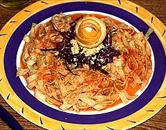 Ricetta: Tagliatelle con salsa di Paprika