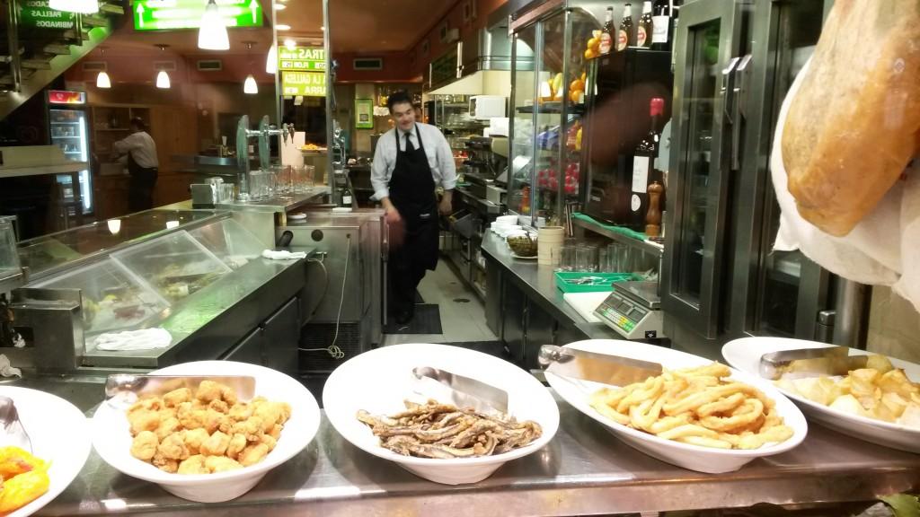 Barcellona: ristoranti e bar di cibo tradizionale