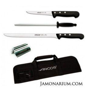 Quanti tipi di coltelli a prosciutto sono presenti?