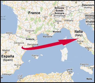 Come inviare un prosciutto per Italia veloce e facilmente.