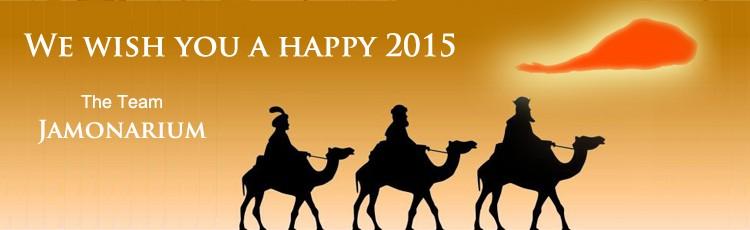 Feliz Noche de Reyes Magos para ti y para los tuyos!