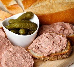 pate foie gras differenze somiglianze