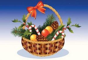 Da dove viene l'idea del Cesto di Natale?