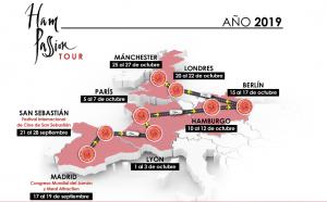 ham passion tour europa