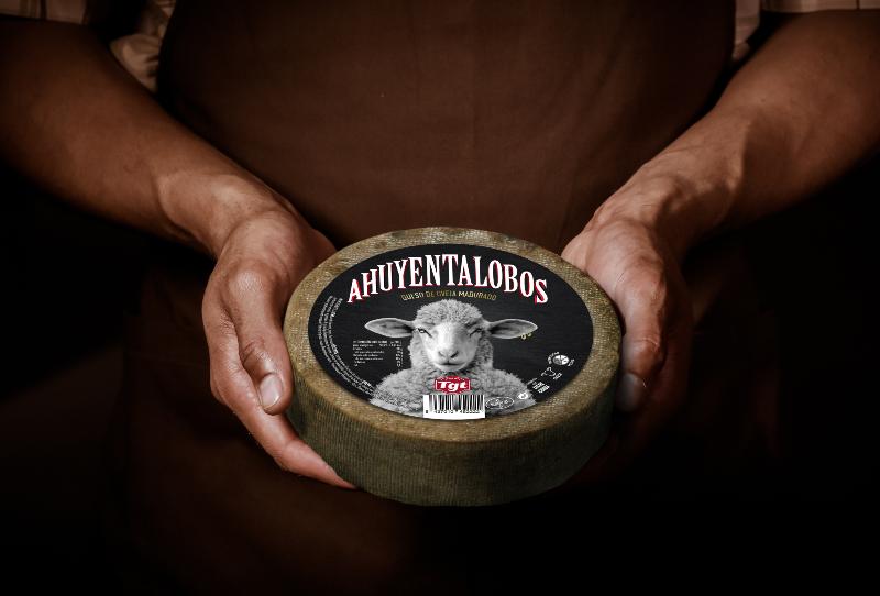 Formaggio Ahuyentalobos: il formaggio più duro della valle del roncal